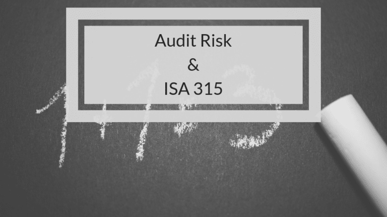 ISA 315 Risk assessment online course