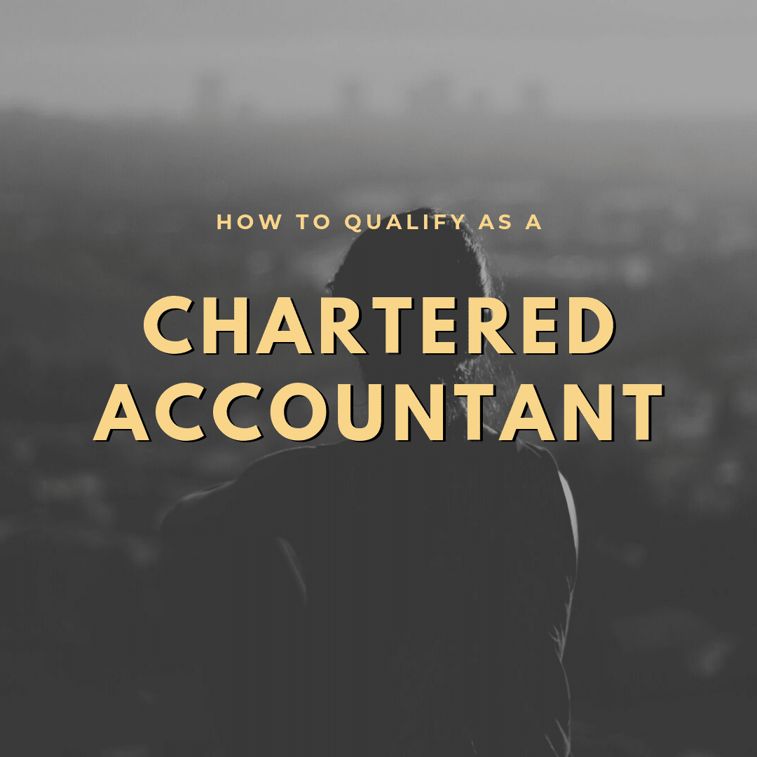 How to qualify as a chartered accountant