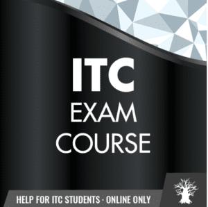 ITC November 2020 Exam Course
