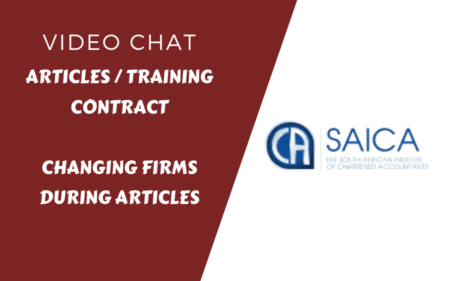 SAICA Changing firms articles