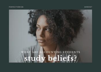 perfectionism mindset beliefs