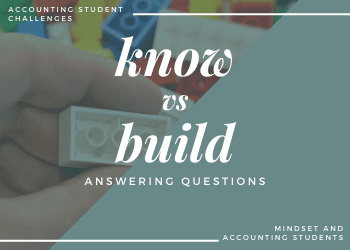know vs build answers